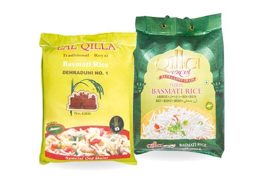 seMart Lal Qilla Sella Basmati Rice