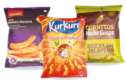 seMart Snacks India Chips