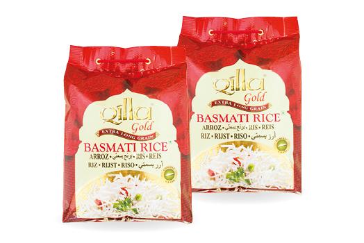 seMart Lal Qilla 1121 Extra Long Grain Basmati Rice