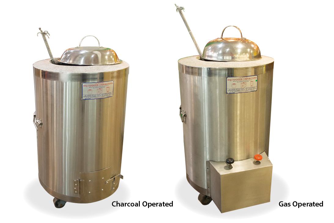 seMart Stainless Steel Tandoor Oven